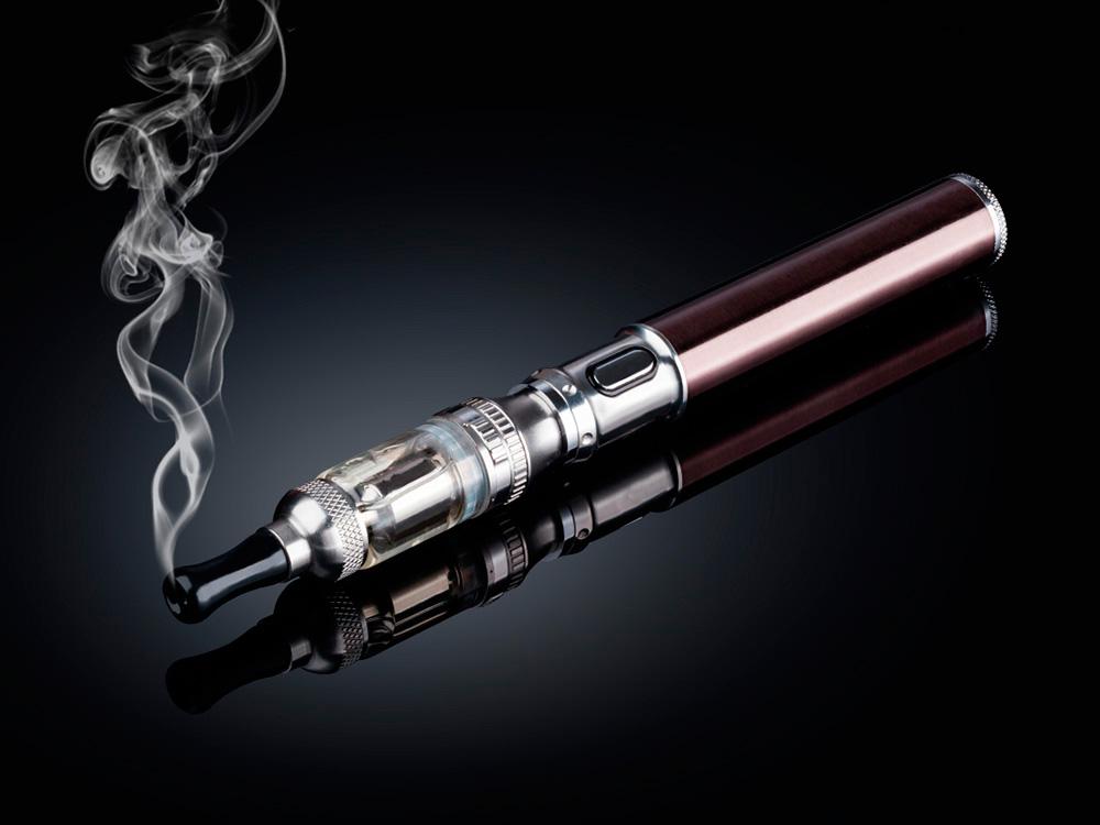 Электронная сигарета, дым
