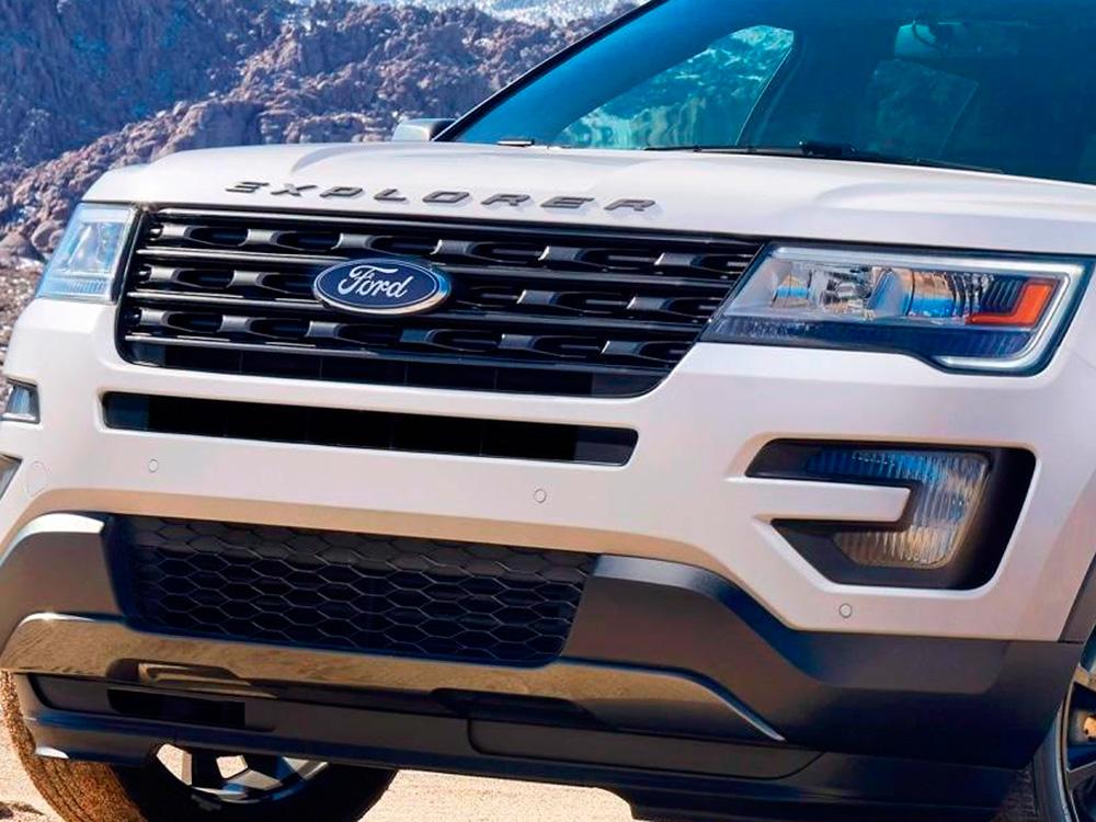 Ford Explorer 2018 (Новый Форд Эксплорер