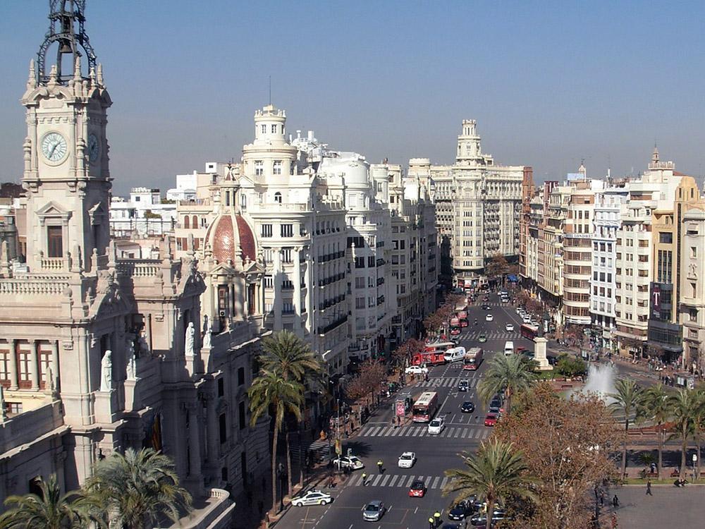 Валенсия (Испания)