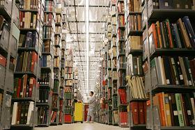Уже скопирован 1% мировой литературы