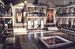 Последняя универсальная библиотека находилась в Александрии
