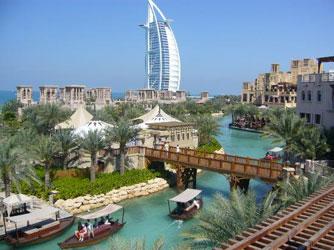 Дубаи. Отдых в Дубае